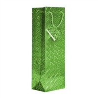 Wine Bag, Hologram, Green
