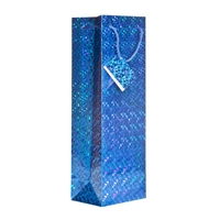 Wine Bag, Hologram, Blue