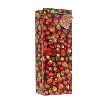 Wine Bag, Strawberry Delight