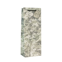 Wine Bag, Military Camouflage