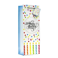 Wine Bag, Confetti Surprise