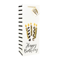 Wine Bag, Birthday Candles