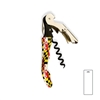 Maryland Flag Duo Lever Corkscrew, Carded