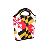 Maryland Flag Lunch Tote