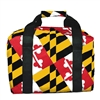 Maryland Flag Cooler Tote, Large