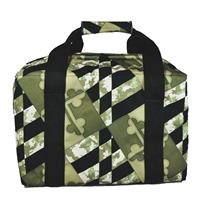 Maryland Flag Cooler Tote, Camo, Large