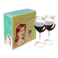 TALL Wino Sippers, Set of 2