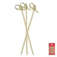Bamboo Knot Picks, Carded