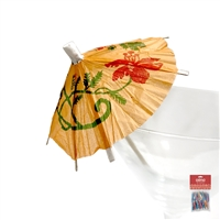 Party Parasols, 30-Count, Carded