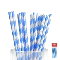 Paper Straws, 24-Count, Carded