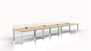 Fluidconcepts-Bench Office Desk