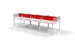 Fluidconcepts-Carrel Office Desk