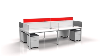 Office Desks with Drawers