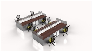Office Desks and Office Chairs