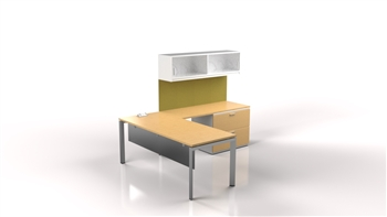 Private office desk