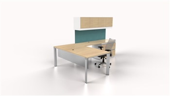 Private Office Desk and chair