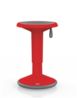 Up Stool - Red