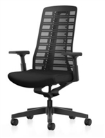 Pure Chair - Mesh, Adj. Arms