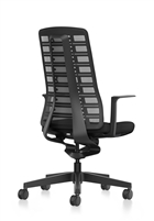Pure Chair - Mesh, Fixed Arms