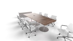 8559 - Hybrid Meeting Table