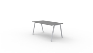 "QVT-V-Leg Desk, 36"" Wide x 24"" Depth"
