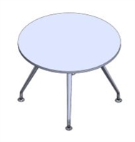 Sophi Round Table - 4 Legs