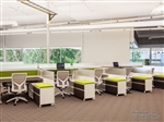 Open plan with Height Adjustable Desks