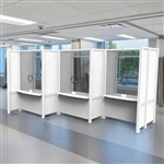 Healthcare Booths Offset