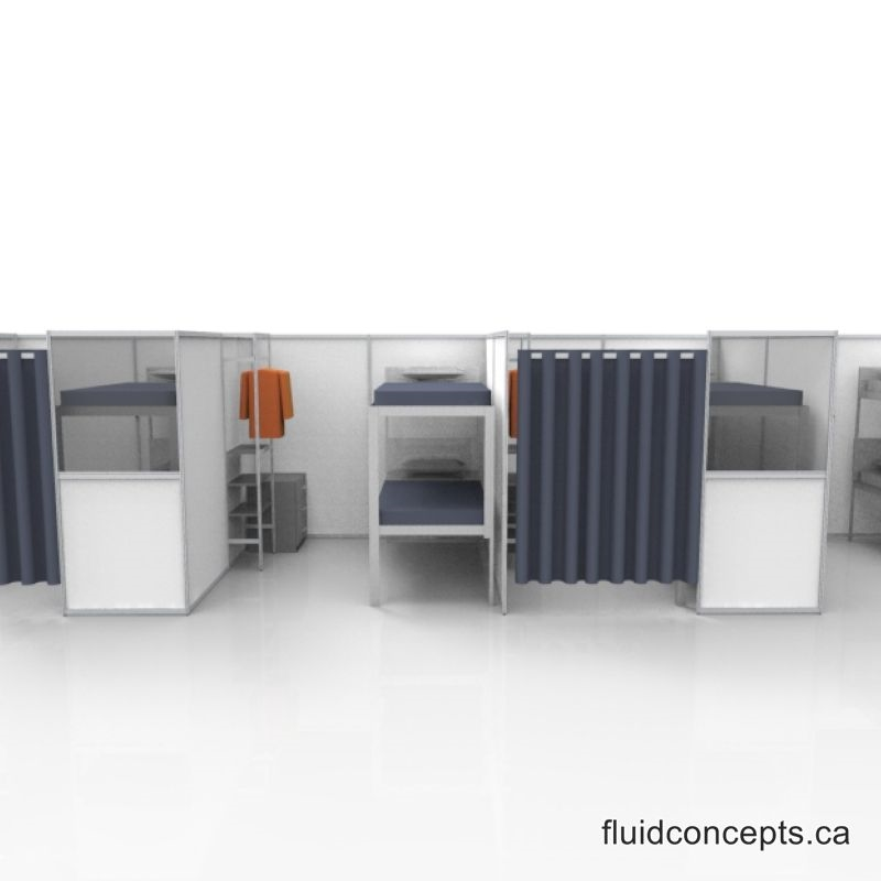 fluidconcepts Urgent Pop-Up Spaces