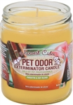 Pet Odor Exterminator Candle - Harvest Cider