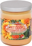 Pet Odor Exterminator Candle - Autumn Mum