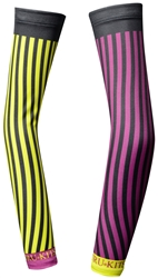 Womens Sport Corsa - Arm Warmers - Purple Mountain