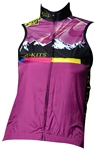 Womens Sport Corsa - Summer Vest - Purple Mountain