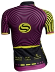 Womens Sport Corsa - SS Jersey - Purple Mountain