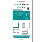 NitriSkin® Plus Powder-Free Nitrile Surgical Gloves (MGS50 Series)