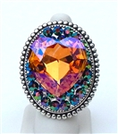BRANDY HEART RING