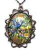 IMPERIAL AEGIAN OPAL NECKLACE