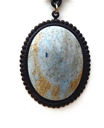 ANGELITE NECKLACE