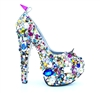 GUMBALL CARNIVAL PUMPS