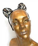 PHARAOH KITTY EARS HEADBAND