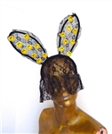 HAPPY BUNNY EARS HEADBAND