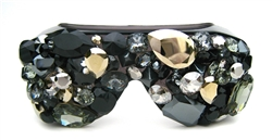 BLACK CAVIAR HUSTLER GLASSES