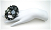 BLACK CAVIAR DEVINE RING