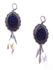 PONDEROSA ONCE UPON A TIME IN THE WEST CONCHO EARRINGS