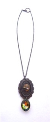 PONDEROSA COWBOYS OF CALICO CONCHO NECKLACE