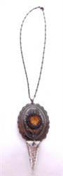 PONDEROSA LONE STAR CONCHO NECKLACE