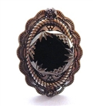 HIGH PLAINS DRIFTER CONCHO RING