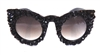 DEVILS TONGUE SCOTTIE GLASSES