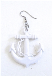 HEY SAILOR ANCHOR EARRING