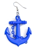HEY SAILOR SHIPWRECK ANCHOR EARRING